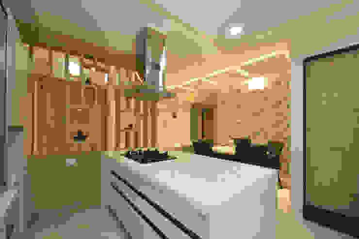 Mr Swapnil Choudhary by GREEN HAT STUDIO PVT LTD Modern Plywood