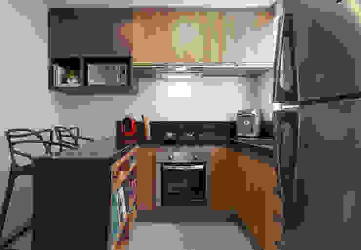 Amis Arquitetura e Decoração Cocinas de estilo moderno
