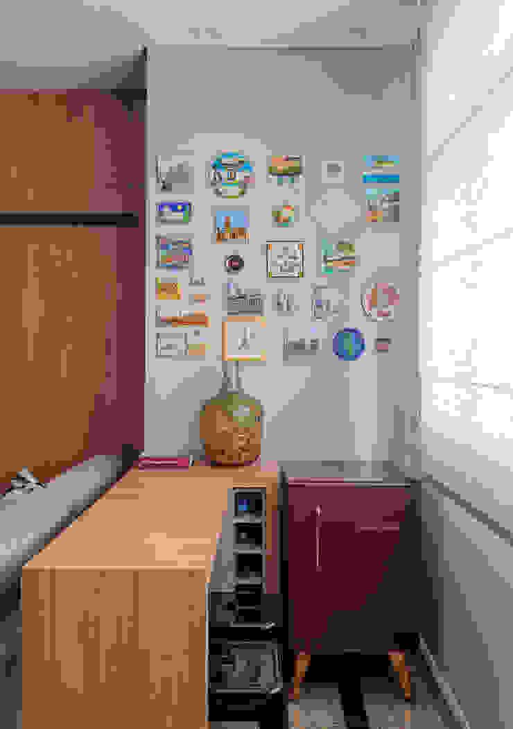 Amis Arquitetura e Decoração Salas de estilo moderno