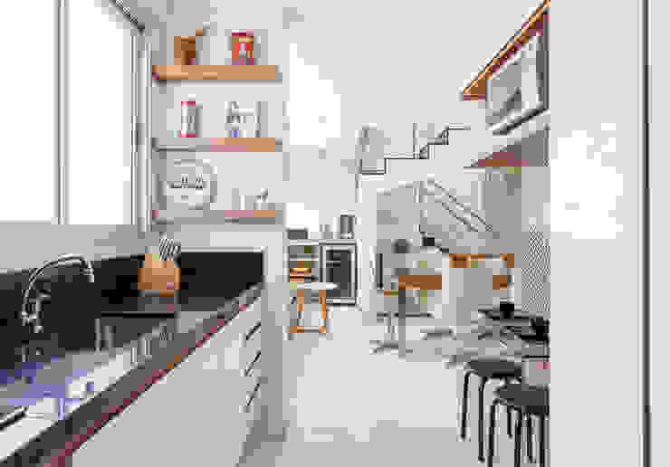 Amis Arquitetura e Decoração Кухня