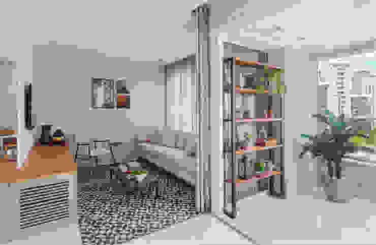 Amis Arquitetura e Decoração Livings de estilo moderno