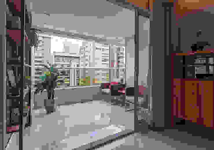 Amis Arquitetura e Decoração Balcones y terrazas modernos