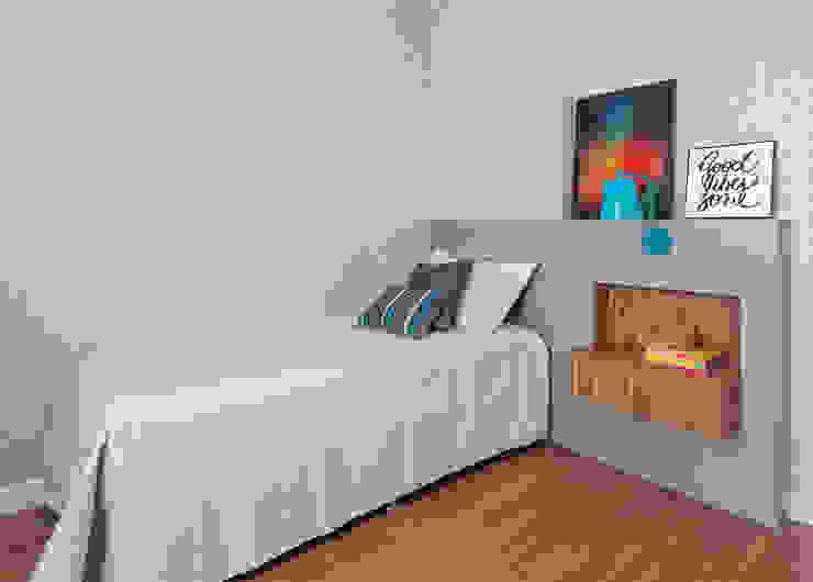 Amis Arquitetura e Decoração Dormitorios de estilo moderno