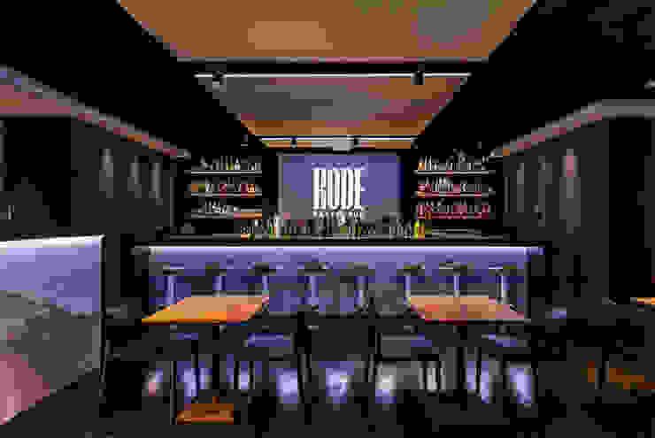 Bar-Kode Gastropub by Design Group Latinamerica Modern