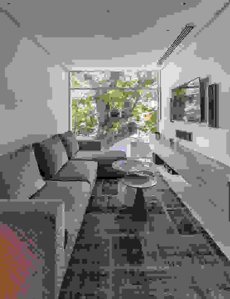 Family Room de Design Group Latinamerica Ecléctico