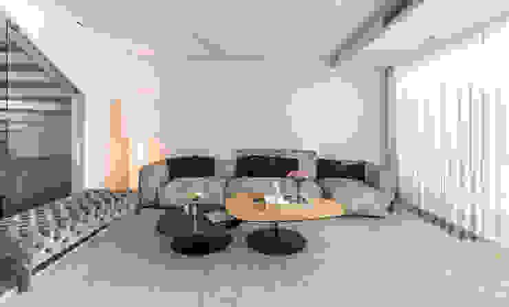 Recibidor - Mobiliario Salas de estilo ecléctico de Design Group Latinamerica Ecléctico