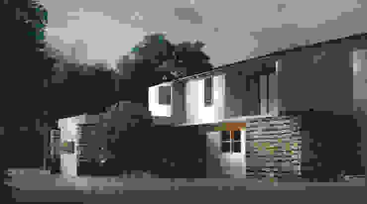 CASA TUL. Casas eclécticas de JCh Arquitectura Ecléctico