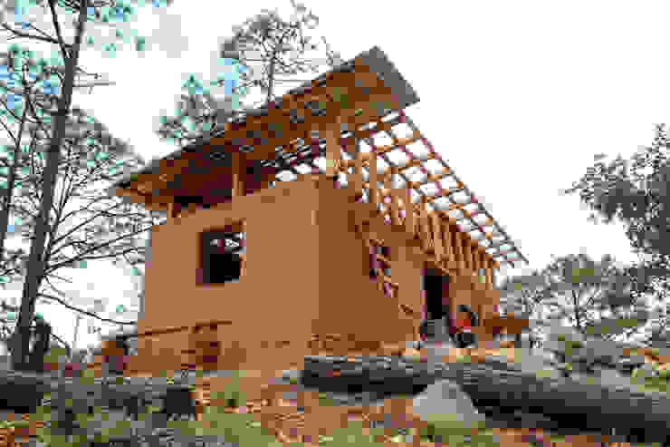 Centro Comunitario Wixarika La Cebolleta, Jalisco - Programa VACA Juan Carlos Loyo Arquitectura Casas de campo
