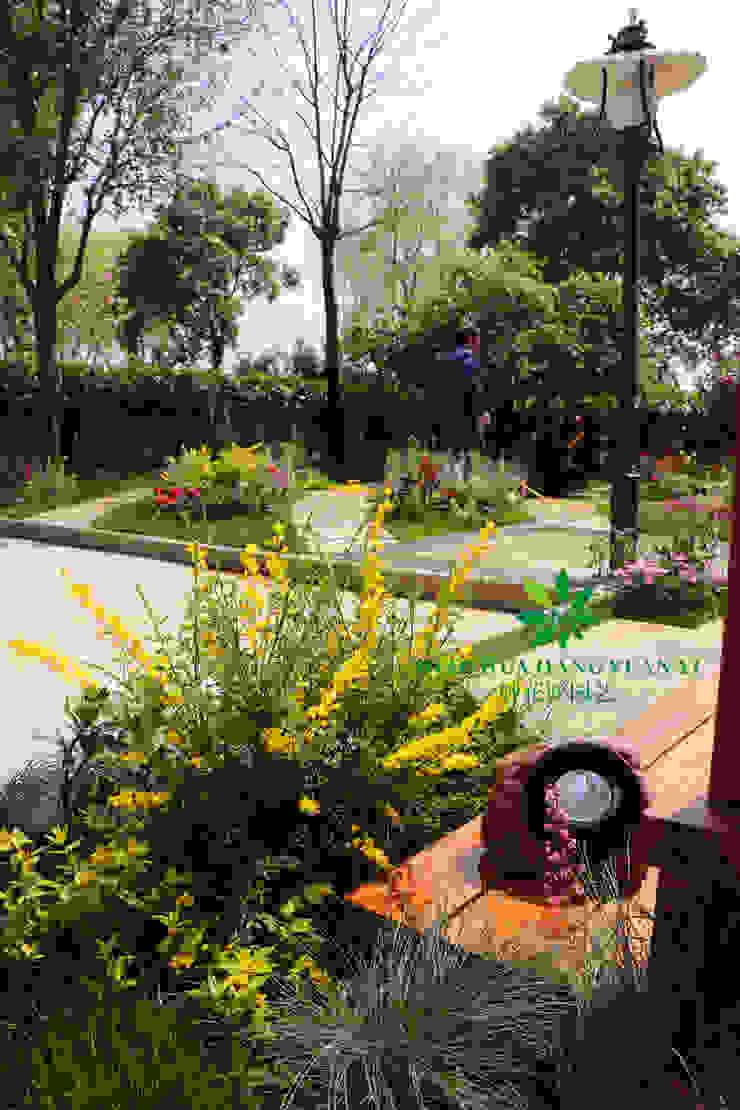SuZhou Garden 03 Asian style garden by M Garden Asian