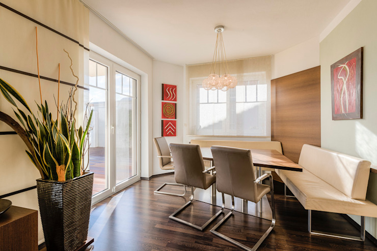 Classic style dining room by Horst Steiner Innenarchitektur Classic