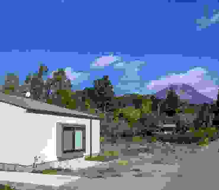 Casas de estilo escandinavo de Yama Design Escandinavo