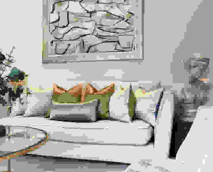 Living room من Singer Design حداثي