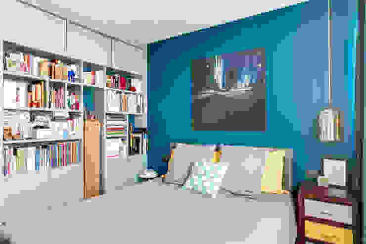 Anne Lapointe Chila Dormitorios de estilo moderno