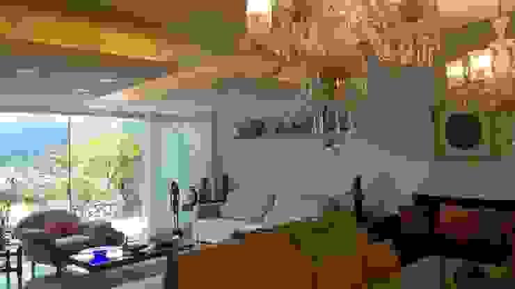 Studio HG Arquitetura Living roomSofas & armchairs