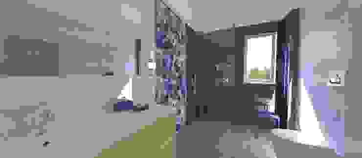 Artebagno Modern Bathroom Aluminium/Zinc Purple/Violet