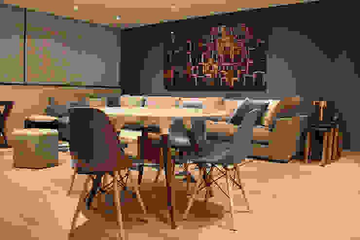 Departamento Acueducto - ARCO Arquitectura Contemporánea Comedores de estilo moderno de ARCO Arquitectura Contemporánea Moderno