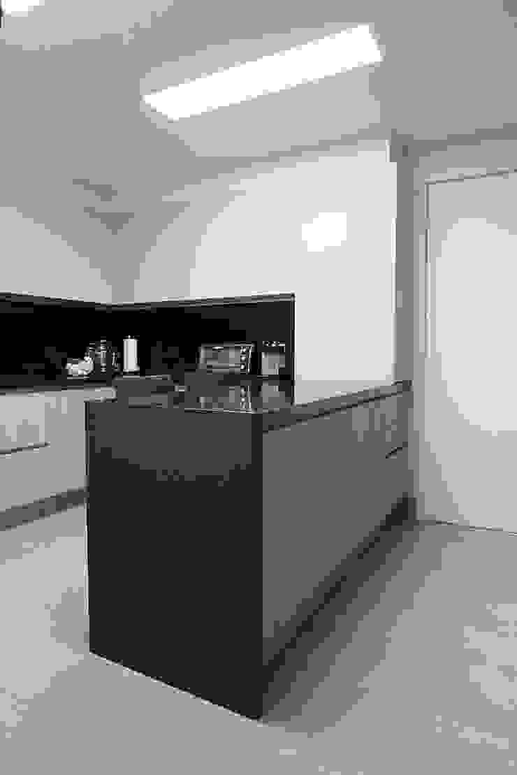 Departamento Acueducto - ARCO Arquitectura Contemporánea Cocinas de estilo moderno de ARCO Arquitectura Contemporánea Moderno