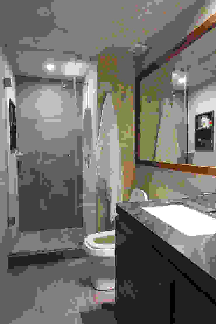 Departamento Acueducto - ARCO Arquitectura Contemporánea Baños de estilo moderno de ARCO Arquitectura Contemporánea Moderno