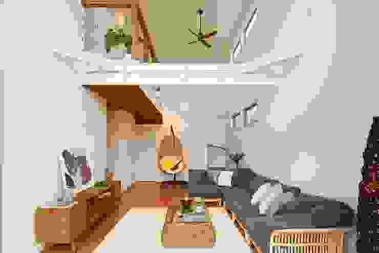 PROSPERDESIGN ARCHITECT OFFICE/プロスパーデザイン Living room