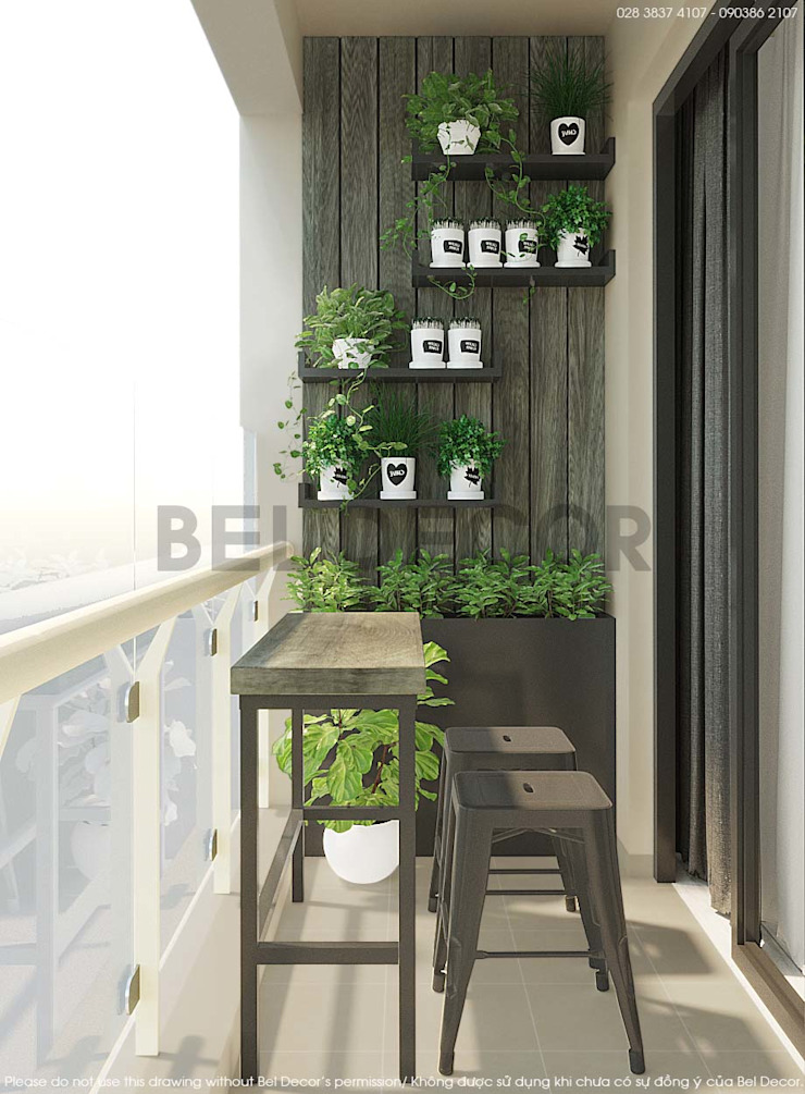 HO1813 Luxury Apartment – Bel Decor bởi Bel Decor