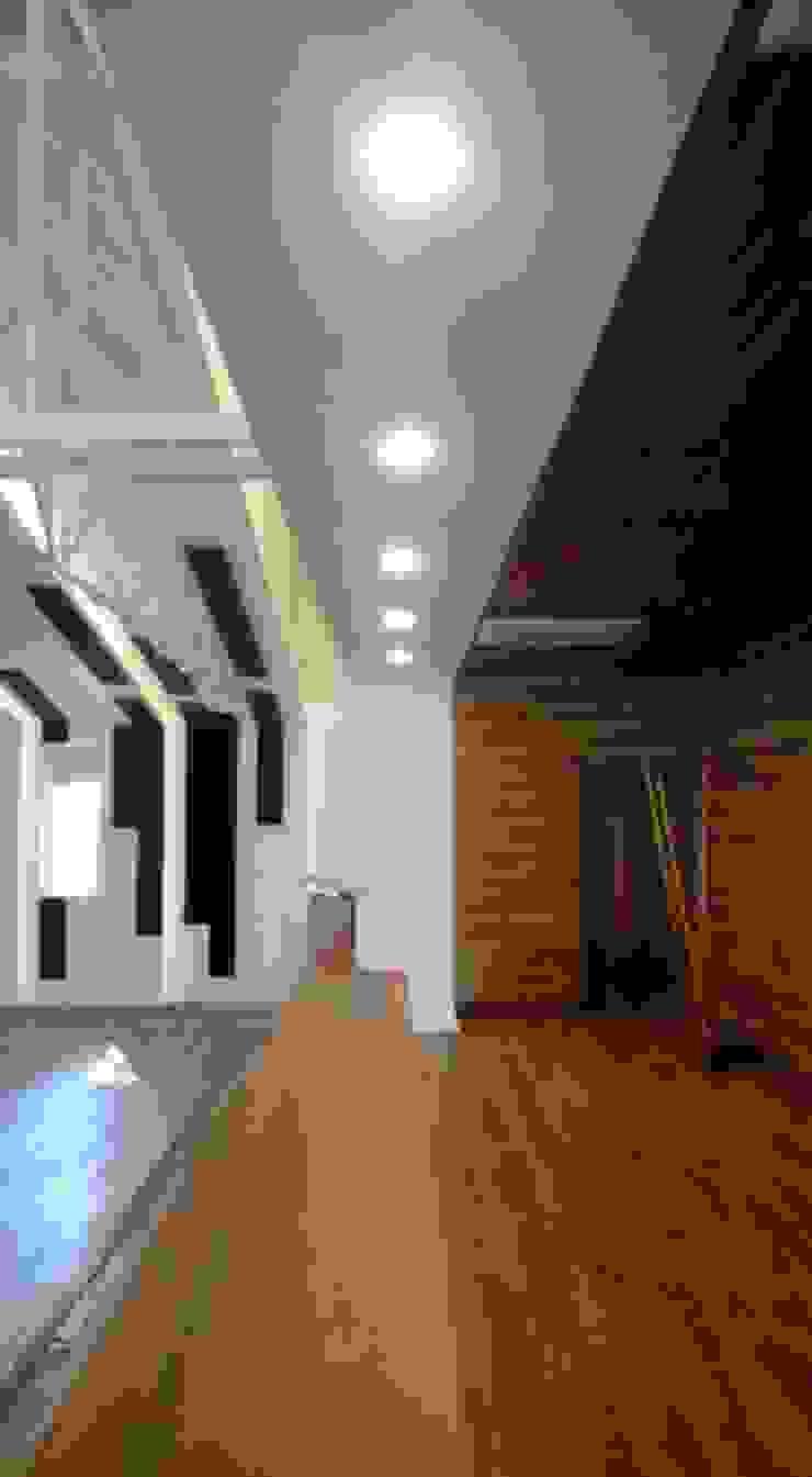 FEDEARROZ de arquitectura sostenible colombia Ecléctico Madera Acabado en madera