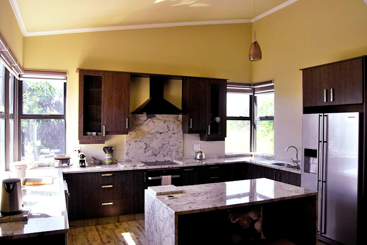 Built-in kitchens by Capital Kitchens cc
