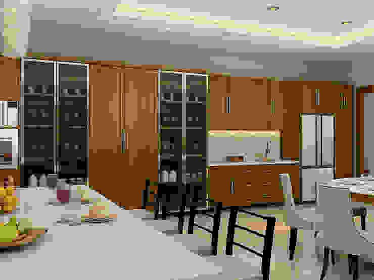 JC Residence Oleh EquiL Interior Modern