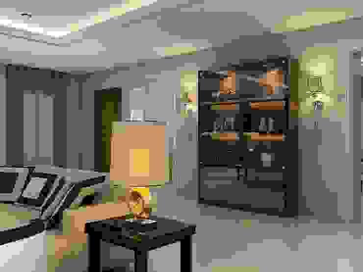 JC Residence Ruang Keluarga Modern Oleh EquiL Interior Modern