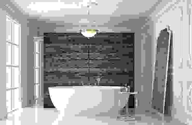 Salle de bain moderne par FA - Fehmi Akpınar İç Mimarlık Moderne
