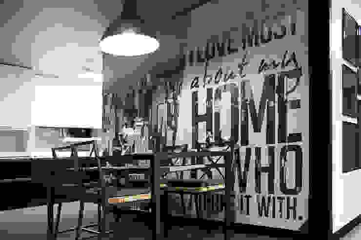 Modern dining room by 제시카디자인그룹 Modern