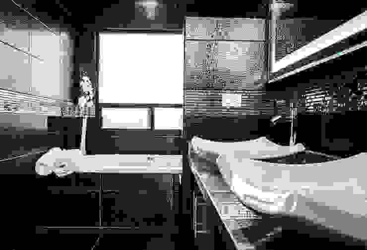 Baños de estilo minimalista de homify Minimalista