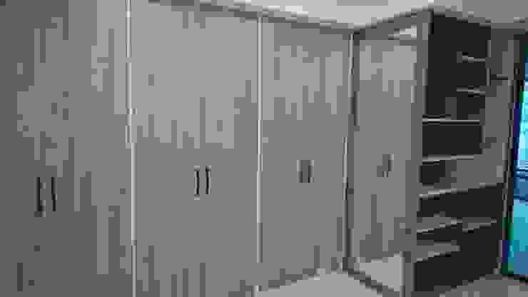 3F更衣室衣櫃 根據 窩居 室內設計裝修 北歐風