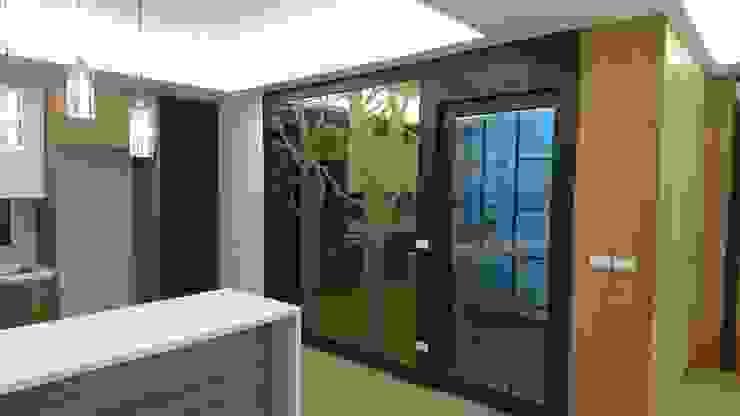 2F廚房壁面設計 根據 窩居 室內設計裝修 北歐風