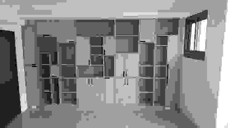 4F書櫃 根據 窩居 室內設計裝修 北歐風
