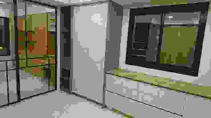 3F更衣室 根據 窩居 室內設計裝修 北歐風