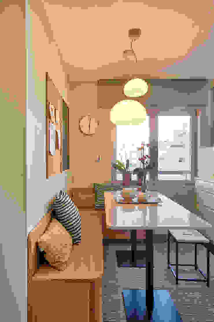 ShiStudio Interior Design 廚房桌椅