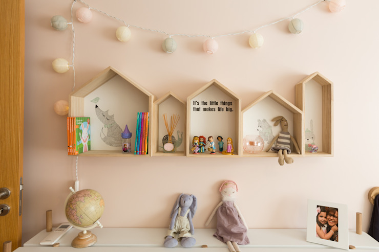 ShiStudio Interior Design Nursery/kid's roomStorage