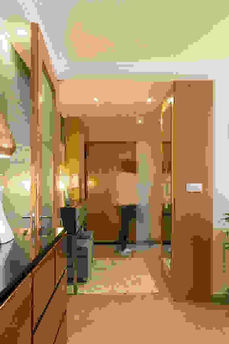 ShiStudio Interior Design 玄關、走廊與階梯配件與裝飾品