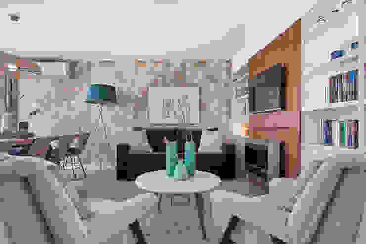 ShiStudio Interior Design 客廳配件與裝飾品