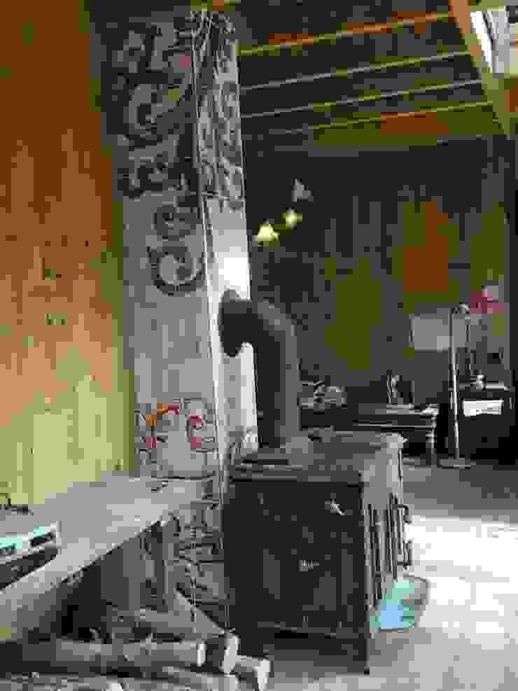 beemster boerderij Eclectische woonkamers van José den Hartog Eclectisch Tegels