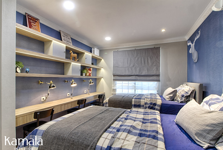 Modern style bedroom by Kamala Interior Modern