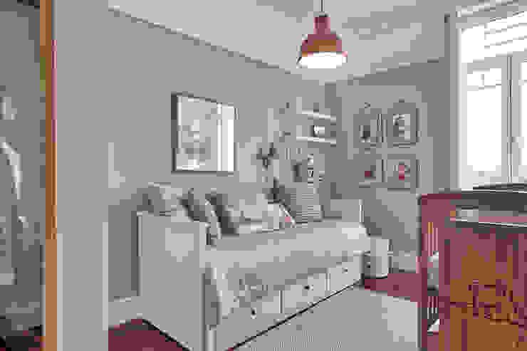 ShiStudio Interior Design Nursery/kid's roomBeds & cribs