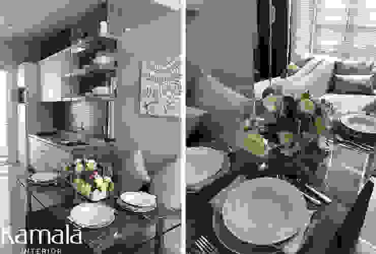 Salas de estilo moderno de Kamala Interior Moderno