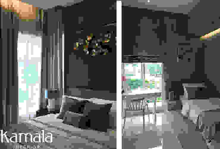 Cuartos de estilo moderno de Kamala Interior Moderno