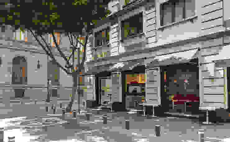 Germán Velasco Arquitectos Classic style houses