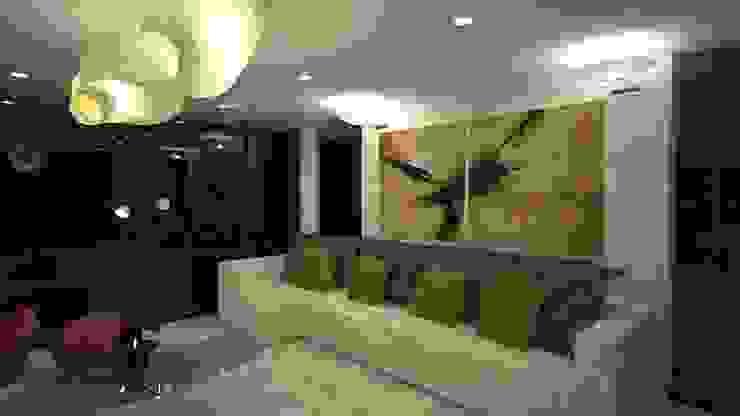 Interior living Livings de estilo minimalista de homify Minimalista Metal