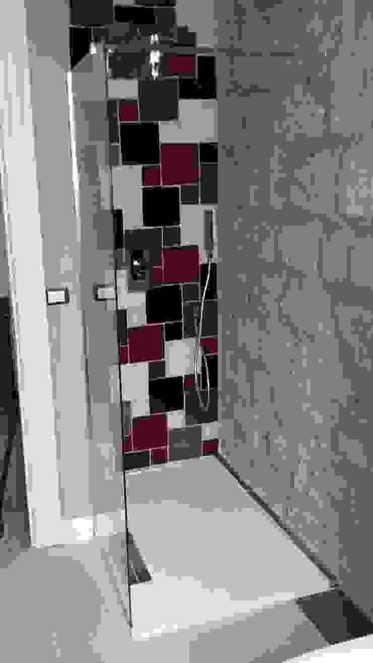 SUPER BLOC SRL Modern Bathroom Ceramic Multicolored
