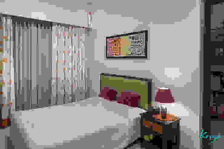 Modern style bedroom by KRIYA LIVING Modern