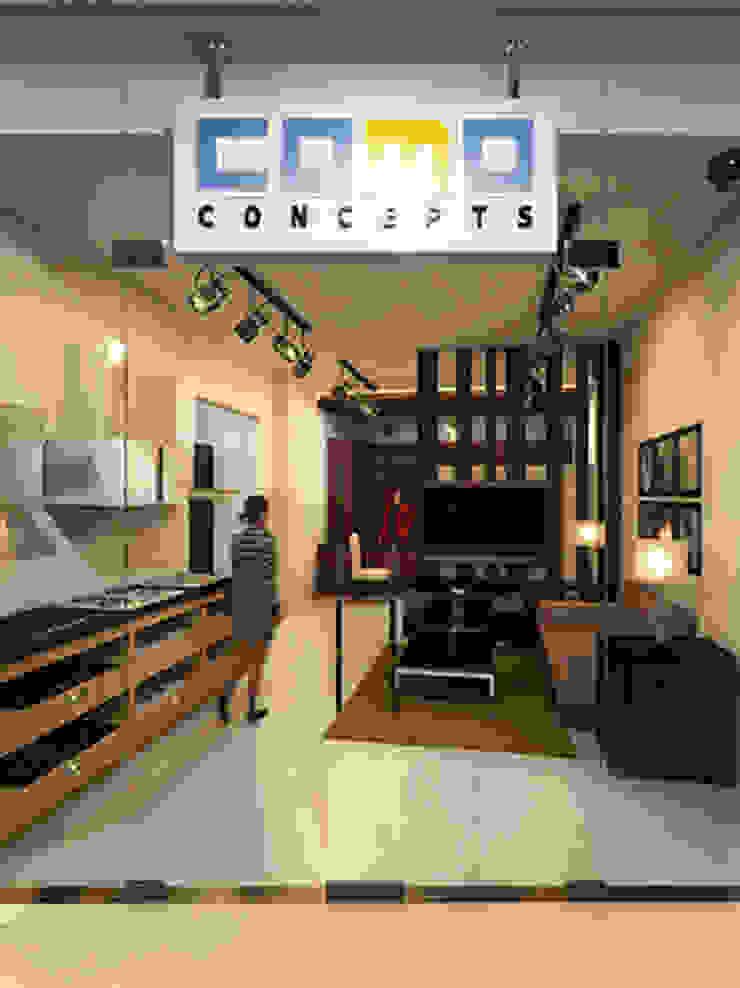 COMO Abreeza by AR3 Architecture Minimalist