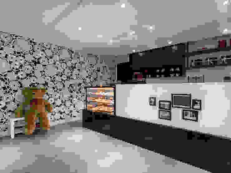 壁面造型 根據 存果空間設計有限公司 現代風